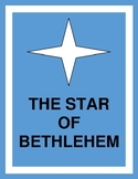 """Star of Bethlehem"" Banner - Print and Hang!"