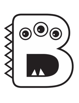 Banner monster bienvenidos (spanish)