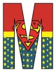 Banner primer Grado 2017 Super Heroes