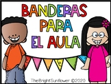 Banners for the Classroom/ Banderas para el aula
