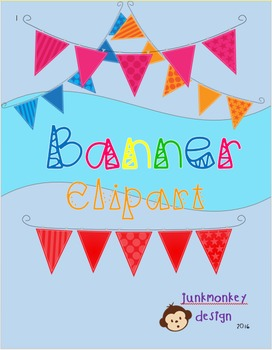 Banners & Flags Clipart