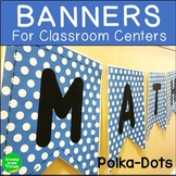 Classroom Decor Banners