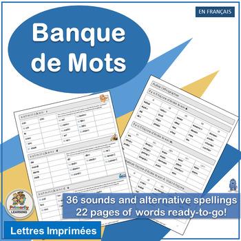 French ~ Banque de Mots