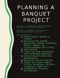 Banquet Planning Project