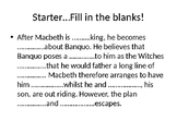 Banquo's Ghost Scene Macbeth Act 3, Scene 4