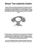 Banyan Tree Art Reflection Assignment
