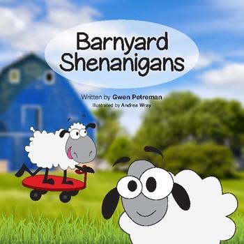 barnyard shenanigans by gwen petreman teachers pay teachers