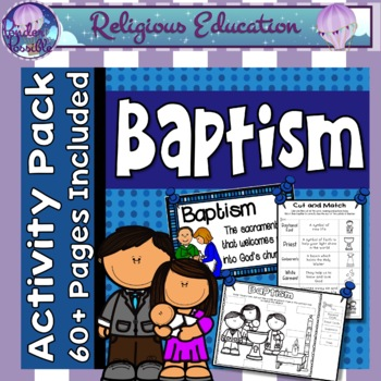 Baptism; Sacrament of Initiation, Jesus, Religion