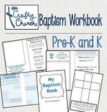 Baptism Workbook {Sacraments, Sunday School}