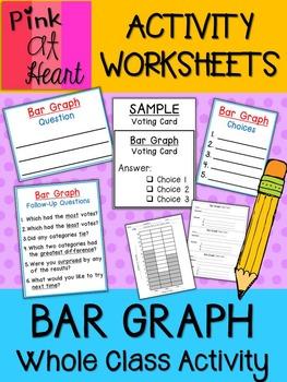 Bar Graph Whole Class Activity