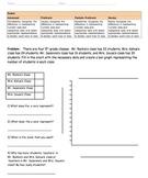 Bar Graph Assessments