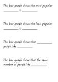 Bar Graph / Bar Chart Analysis for class display