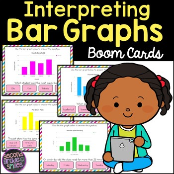 Bar Graph Boom Cards