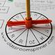 Bar Graph Classroom Pencil Spinner Activity Math