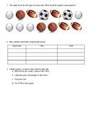 Bar Graph - Data Sports Balls