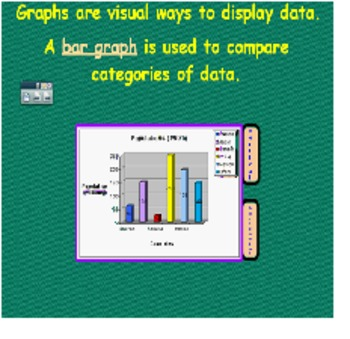 Bar Graph Flipchart introduction