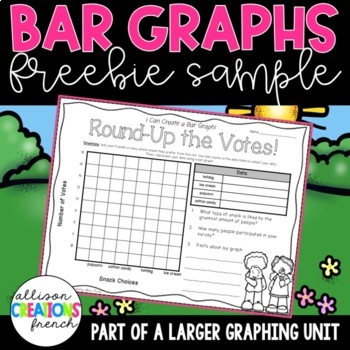 FREE Bar Graph Sample from Carnival Graphing Unit