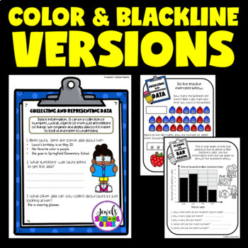 Bar Graphs Activities and Worksheets
