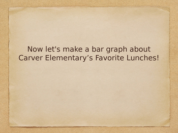 Bar Graph Lesson 2