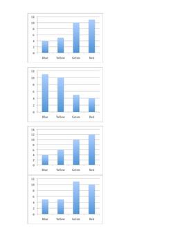 Bar Graph Match (Match Graphs to Data Table)