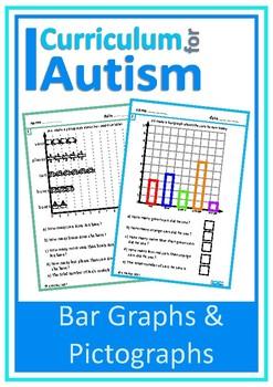 Bar Graph Pictograph Autism Special Education