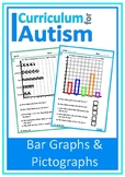Bar Graph Pictograph Autism Special Education
