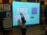 Bar Graph Smartboard Center Activity