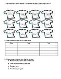 Bar Graph - T-Shirt Data