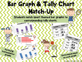 Bar Graph & Tally Chart Match-Up