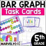 Bar Graph Task Cards TEKS Aligned: 5.9C