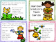 Bar Graph Task Cards:  Two Sets of  Spring Garden Themed Task Cards