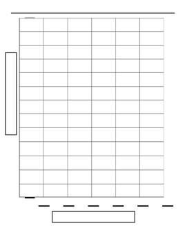 Bar Graph Template
