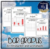 Bar Graph Worksheets (Elementary School)
