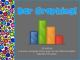 Bar Graphing Packet -Common Core Aligned