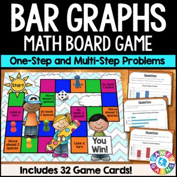 Bar Graphs Activity: Interpreting Bar Graphs Game