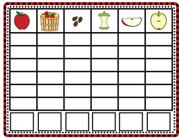 Bar Graph Activities * Fall Bar Graph and Picture Graph Activities