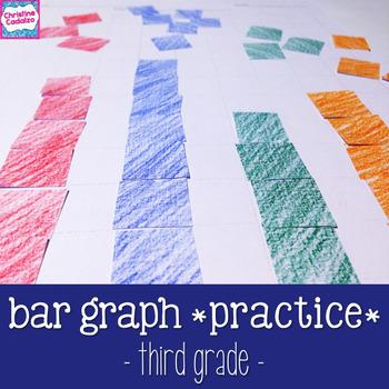 Bar Graph Practice - Third Grade