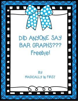 Bar Graphs {FREE}