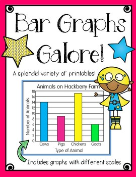Bar Graphs Galore!