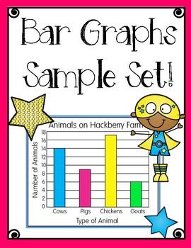 Bar Graphs Galore Sample Set