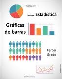 Bar Graphs - Gráficas de Barras - Spanish - TEKS: 3.8A y 3.8B
