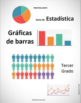 Bar Graphs - Gráficas de Barras - Spanish - TEKS: 3.8A y 3.8B