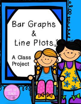 Bar Graphs & Line Plots
