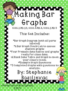 Bar Graphs-Making and Analyzing