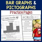 Bar Graphs & Pictographs - 3rd Grade
