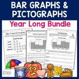 Bar Graphs & Pictographs Year Long Bundle
