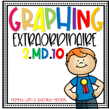 Bar Graphs & Picture Graphs- 2.MD.10 Reading, Analyzing and Creating Graphs