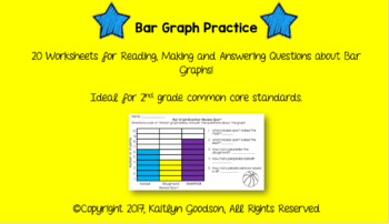 Bar Graphs Practice