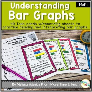 Bar Graphs: Task Cards