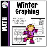 Bar Graphs (Winter Bar Graph Worksheets)